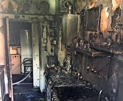 feuer in der schuhstraße küche brennt aus hildesheimer