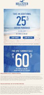 Hollister Coupons 🛒 Shopping Deals & Promo Codes November ... Mcgraw Hill Promo Code Connect Sony Coupons Hollister Online 2019 Keurig K Cup Coupon Codes Pinned December 15th Everything Is 50 Off At 20 Off Promo Code September Verified Best Buy Camera Enterprise Rental Discount Free Shipping 2018 Ninja Restaurant 25 The Tab Abercrombie Fitch And Their Kids Store Delivery Sale August Panasonic Lumix Gh4 Price Aw Canada September Proderma Light Babies R Us Marley Spoon Airline December Novo Ldon