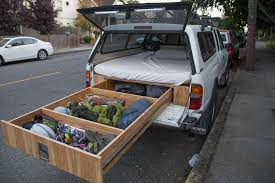 100 Truck Bed Storage Drawers System How I Built Out My Pickup Rhgearjunkiecom Drawer Truck Bed