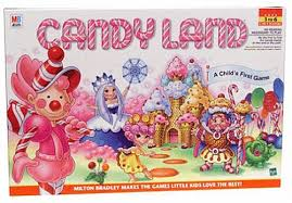 Candyland The Board Game Clipart