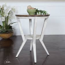 diy round end table ideas