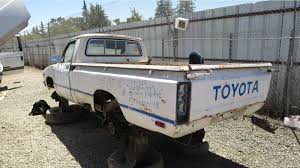 Junked 1980 Toyota Truck Photo Gallery - Autoblog