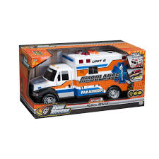 Road Rippers Colored 14-inch Rush And Rescue Ambulance Car Toy ... Toystate Toy State Road Rippers Multicolored Plastic 14inch Rush Rescue Firetruck Big R Stores Road Rippers Skidders Ford Mustang Electronic Car Brand New Top 3 Emergency Vehicle Toys Police Suv Fire Engine 13 Hook Ladder Fire Truck 34555 Red Products Big W Toy State Dept Engine 26 Pumper Hazmat Lights And Sounds Motorized Amazing Brigade Lights Sounds Youtube Amazoncom 14 And Police Mini Assorted 68501