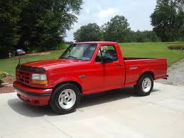 For Sale 1995 Ford Lightning F150 351w 103k For Sale 1 Of 695 Red ... Fords Next Surprise The 2018 F150 Lightning Fordtruckscom 2004 Ford Svt For Sale In The Uk 1993 Force Of Nature Muscle Mustang Fast 1994 Red Hills Rods And Choppers Inc St For Sale Awesome 95 Svtperformancecom 2001 Start Up Borla Exhaust In Depth 2000 Lane Classic Cars 2002 Gateway 7472stl 2014 Truckin Thrdown Competitors