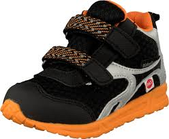 Kj¸p Pax Spira Black Orange Svarta Sko line