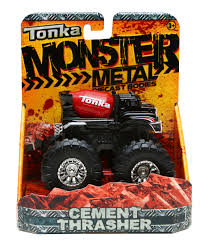 Tonka: Die-Cast Monster Truck | Toy | At Mighty Ape NZ Tonka Classic Dump Truck Big W Top 10 Toys Games 2018 Steel Mighty Amazoncom Toughest Handle Color May Vary Mighty Toy Cement Mixer Yellow Mixers Mixers And Hot Wheels Wiki Fandom Powered By Wrhhotwheelswikiacom Large Big Building Vehicle On Onbuy 354 Item90691 3 Ebay Truck The 12v Youtube Inside Power