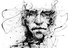 Famous Abstract Art Faces Wallpaper Dektop