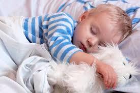 das richtige schlafklima im kinderzimmer wunschfee