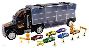 TRANSPORT CAR Carrier Long Truck Toy For Kids 6 Cars 28 Slots ... 2000 Kenworth W900b Car Carrier Truck For Sale Auction Or Lease Toy Transport For Boys And Girls Age 3 10 Semi Matchbox Large 18 Learn Colors With Car Carrier Truck Coloring Book Super Megatoybrand Hauler Transporter 6 Cars Wvol Military Kids Includes Long 28 Slots Friction Powered 3d Free Download Of Android Version M Trailer With On Bunk Platform Empty Intended To Deliver New Auto Batches Stock