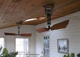 Belt Driven Ceiling Fans Australia by Best 25 Wooden Ceiling Fans Ideas On Pinterest Gray Kitchen