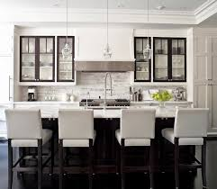 Transitional Kitchen Ideas The Barstools Transitional Kitchen Design Classic