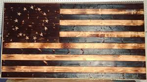 Wall Well Suited Wood American Flag Art Also Best 25 Wooden Ideas On Pinterest