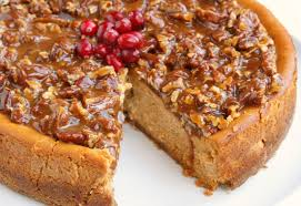 Solid Pack Pumpkin Nutrition by Pumpkin Praline Cheesecake Recipe For Your Fall And Holiday Table