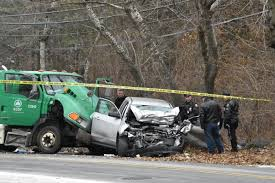 100 Truck Accident Today Offduty Cop Dies In Crash With City Parks Department Truck In Bronx