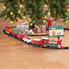 Sears Artificial Christmas Tree Stand by Goldlok Holiday Express Train Set Sears Sears Canada