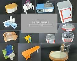 puppenhaus playmobil puppenhaus dollhouse möbel ersatzteile