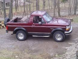 Sell used 1996 ford bronco ed bauer in Altoona Pennsylvania