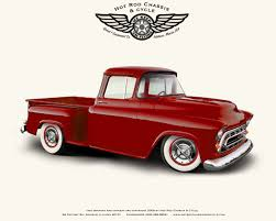 100 1950 Chevy Truck Frame Swap 57 57 S Accessories And