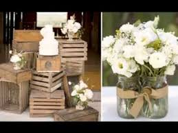 Ideas For Vintage Wedding Centerpieces Decoration Youtube