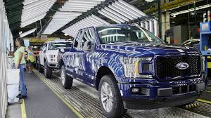 FORD FACTORY: 2019 F-150 Production At Dearborn Truck Plant (USA ... Michigan Supplier Fire Idles 4000 At Ford Truck Plant In Dearborn Tops Resurgent Us Car Industry 2013 Sales Results Show The Could Reopen Two Plants Next Friday F150 Chassis Go Through Assembly Fords Video Inside Resigned To See How The 2015 F Announces Plan To Cut Production Save Costs Photos And Ripping Up History Truck Doors For Allnew Await Takes Costly Gamble On Launch Of Its Pickup Toledo Blade Plant Vision Sustainable Manufacturing Restarts Production