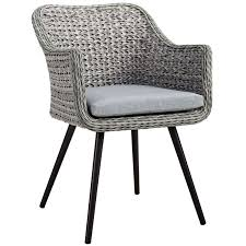 Modway Outdoor Dining Chairs On Sale. EEI-3028-GRY-GRY Endeavor Outdoor  Patio Wicker Rattan Dining Armchair Only Only $235.05 At Contemporary ... Modway Endeavor Outdoor Patio Wicker Rattan Ding Armchair Hospality Kenya Chair In Black Desk Chairs Byron Setting Aura Fniture Excellent For Any Rooms Bar Harbor Arm Model Bhscwa From Spice Island Kubu Set Of 2 Hot Item Hotel Home Office Modern Garden J5881 Dark Leg