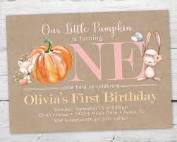 Pumpkin House Wv 2017 by Little Pumpkin Birthday Invitation Little Pumpkin First