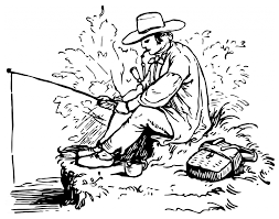 Victorian Printable Coloring Pictures