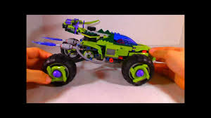 100 Fangpyre Truck Ambush Lego Ninjago Review YouTube