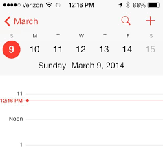Yep There s A Daylight Savings Time Bug In iOS 7 0 6