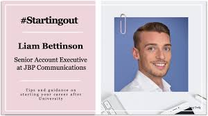 Startingout Career Profile With Liam Bettinson