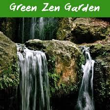 Peaktop Outdoor Garden Zen 2Tier Waterfall Fountain Teamson