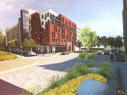 Alewife development s the OK Developer and city still at odds