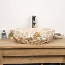 waschtisch badezimmer anzubringen roc aus marmor creme rosé
