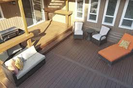 engineered wood decking home gardens geek