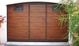porte sectionnelle sur mesure porte de garage fabricant sur mesure vente pose portes garage