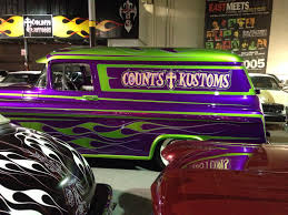 Counts Kustoms, Las Vegas | Places I've Seen | Counting Cars, Cars ... Sema Auto Show Custom Cars Trickedout Trucks Roll Into Las Vegas Kre8 Medias Newest Mobile Billboard Gets Media Attention Cadillac Escalade Lifted Truck 2016 Sema Show In Fat Daddys Ice Cream Trucks Nv Stripchezze Food Roaming Hunger Nevada Usa 4th November 2014 Some Of The Many Custom A Cutting Edge Glass Mirror Work Outside Family Dollar Part Two Classic At 2017 Peterbilt Wild Ride Exterior Walkaround Rocky Ridge Debuts New Truck Packages Nada 2018 Medium Luxury Hgtv