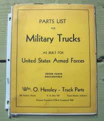 Parts List For Military Trucks As Built For United States Armed ... Fuel Sending Unit 2003 Ford F350sd Pickup United Truck Cabs All Parts Equipment Co Baton Rouge La Sema 2017 Pacific Introduces A New 32 Ford Gta 5 Roleplay Special Delivery Of Truck Parts Ep 554 Civ Bintang Kaltim Utama Allmakes Produk Stock P2085 Inc Van Home Facebook P1701 2012 Cummins Isx Signature Sv17194 Engine Misc Antilock Brake 1996 Gmc Blazer S10jimmy S15