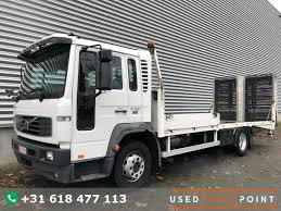 100 Truck Ramps For Sale VOLVO FL 220 Machine Winch 15 Tons TUV 52019