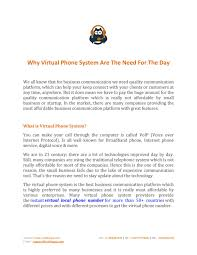 Why Virtual Phone System Are The Need For The Day By Callhippo - Issuu Amazoncom Obi200 1port Voip Phone Adapter With Google Voice Voipstunt Cheap Voip Android Apps On Play Who Else Needs An Intertional Phone Number Today Voip System San Diego Network Cabling The 25 Best Hosted Ideas Pinterest Voip Solutions Top 5 For Making Free Calls How To Get A Number Speedweb Port Your Existing Talkroute To Know Whose It Is Verification Global And Business Providers Comparison Onsip Versus Shoretel Sky