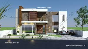 100 Modern Villa Design 3D Front Elevationcom Arabic Qatar