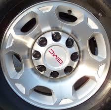 2008 Chevy Silverado Oem Wheels