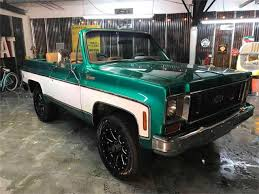 100 Blazer Truck 1973 Chevrolet For Sale ClassicCarscom CC1141822