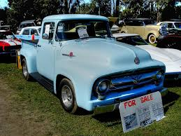 1956 Ford F100 Pickup | The Person That Owned This F100 Also… | Flickr 1956 Ford F100 Panel Hot Rod Network Classic Cars For Sale Michigan Muscle Old Ford F800 Alto Ga 977261 Cmialucktradercom Pickup Allsteel Truck Sale Hrodhotline 2door Pickup Big Back Window Original V8 Fordomatic Big Window Truck Project 53545556 Rides Pinterest Trucks And Trucks Coe Accsories 4clt01o1956fordf100piuptruckcustomfrontbumper