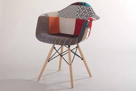 chaises rembourr es chaise patchwork amazing the dibley chaise patchwork with chaise