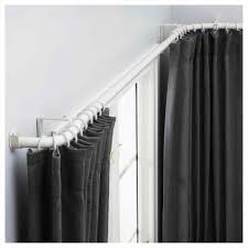 Making Curtains For Traverse Rods by Curtains For Bay Windows Australia Lovely Framing Of The Bay