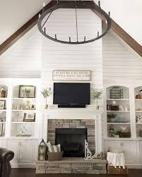 60 Cool Modern Farmhouse Living Room Decor Ideas 30