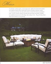 Meadowcraft Patio Furniture Cushions by Patio Furniture