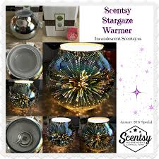 Pumpkin Scentsy Warmer 2013 by Scentsy January 2017 Warmer And Scent Of The Month Stargaze
