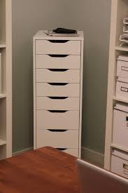 Pine Tree Home fice IKEA Alex Storage Drawers