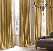 Restoration Hardware Curtain Rod Extension by Vintage Velvet Curtains Ebay